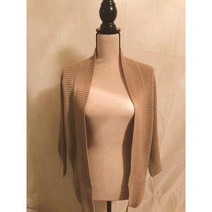 Light brown cardigan/sweater